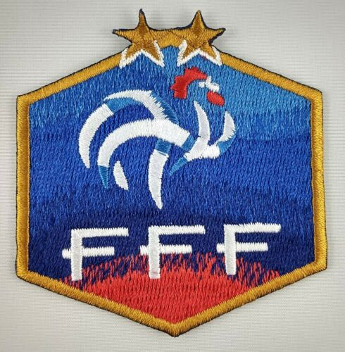 France FC Football Club Soccer Patch Badge Embroidered Iron On Applique