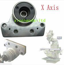 New Bridgeport Milling Machine X Axis End Cap Handle Bracket The Mill Holder D11