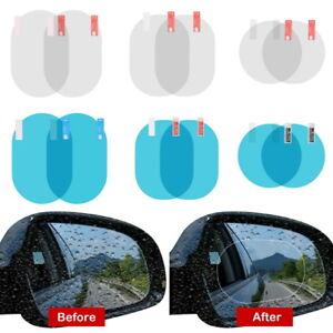 2PCS-Car-Rearview-Mirror-Sticker-Anti-Nebel-Schutzfilm-Wasserdicht-Regenschild