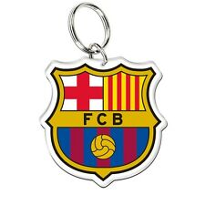 "FC Barcelona Official Soccer 3"" Key Chain Barca by Wincraft"