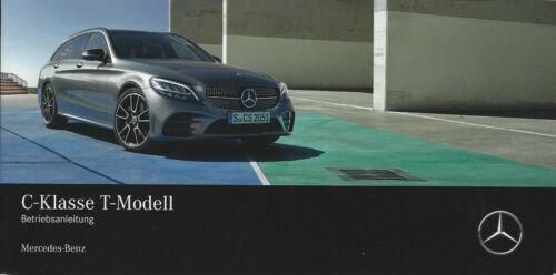 Mercedes Classe C Manuel 2018 mode d/'emploi S 205 Guide BA