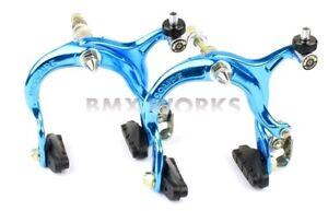 MX121 Dark Blue Brake Set Genuine Dia-Compe MX883