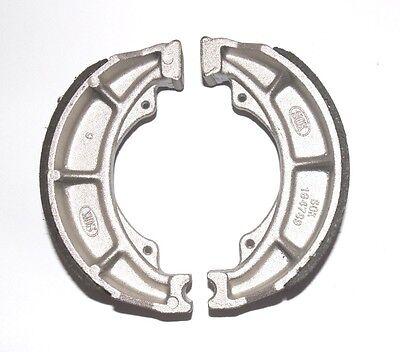 Kr Bremsbacken Satz Hinten Hyosung 125 99-09 ... Brake Shoe Set Rear 100% Original