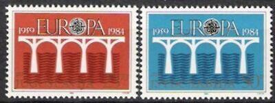 Radient Jugoslawien Nr.2046/47 ** Europa Cept 1984 Postfrisch