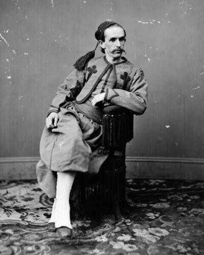 New Photo 6 Sizes! Suspected Lincoln Assassination Conspirator John Surratt