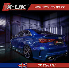 CLUBSPORT STYLE EXTERIOR CONVERSION FOR AUDI A3 / S3 8v 2013 - 2015 Sedan/Saloon