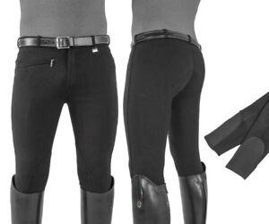 EQUESTRO-Pantaloni-uomo-modello-Urano-cotone-elasticizzato