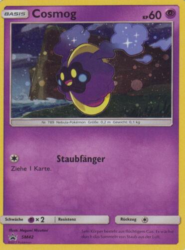 Promokarte Cosmog Pokemon SM42