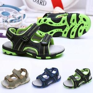 Toddler-Kids-Shoes-Baby-Boy-Girl-Closed-Toe-Summer-Beach-Sandals-Shoes-Sneakers