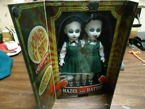 Living Dead Dolls Presents Resurrection Hazel and Hattie Conjoined at birth JP