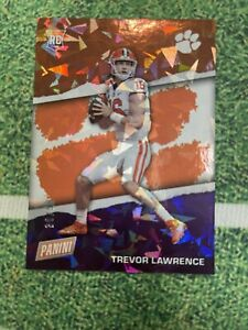2021 PANINI FATHERS DAY TREVOR LAWRENCE RC LE JAGUARS ROOKIE INSERT SP 38/50