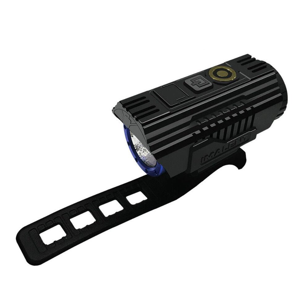 IMALENT BG10 2300LM XHP50 LED Light Mini Smart Adapt Bicycle Light IPX8