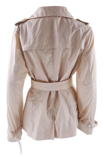 it Short Long Raincoat Belted Mac Cream iceberg 42 Sleeve q7w0nS
