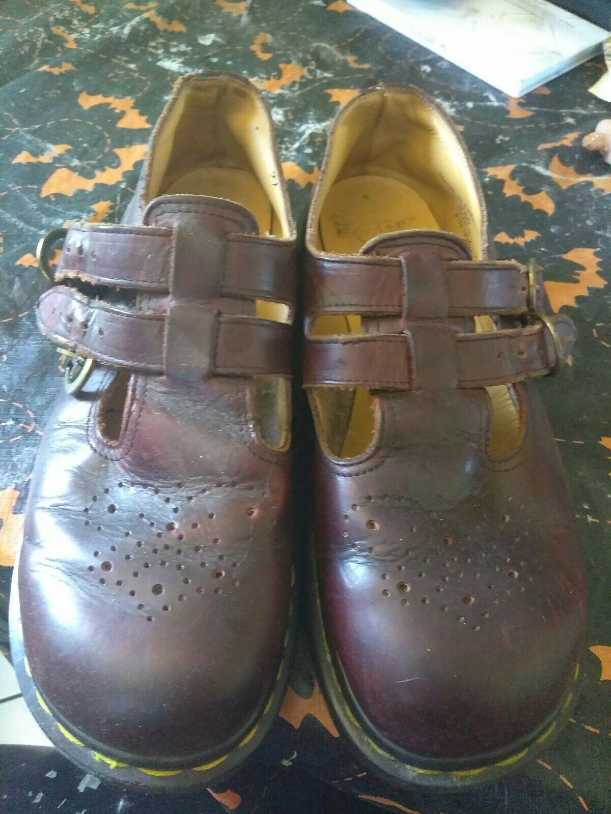 Dr. Martens Mary Jane's (Size )