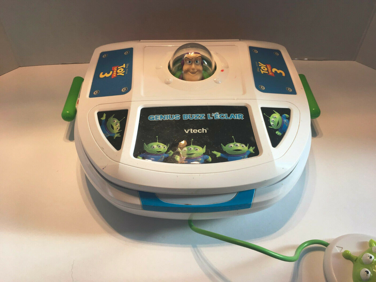 Vtech – Toy Story 3 - ordinateur  Educatif Buzz l'éclair