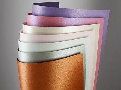 20 FALAMBI Premiumkarton Millenium, metallic Papier 220 g/m², bedruckbar, DIN A4