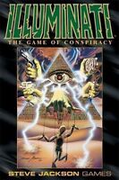 Steve Jackson Games: Illuminati + Y2k Card Game Bundle