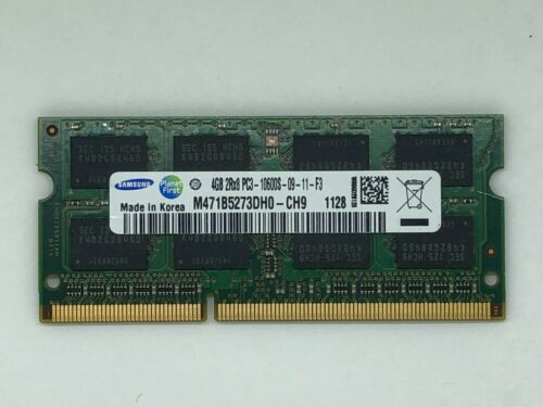 B7 4GB RAM for Dell Precision Mobile Workstation M6500