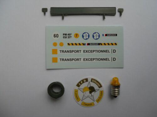 Accessories Khaki Vehicle Military Solido Berliet T12 Bundle Reproduction 6