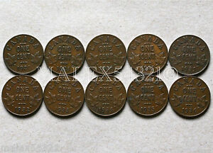CANADA-1920-TO-1936-SET-OF-1-CENT-10-COINS-gt-gt-FREE-HIPPING-IN-CANADA-lt-lt