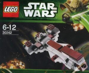 Lego-Star-Wars-Republica-Fragata-30242-Polybag-Bnip