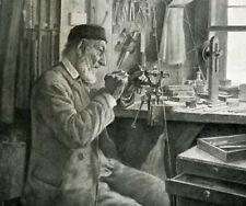 Manuel Roret Horloger Horlogerie Uhrmacher Watchmaker manual Watchmaking Reloj