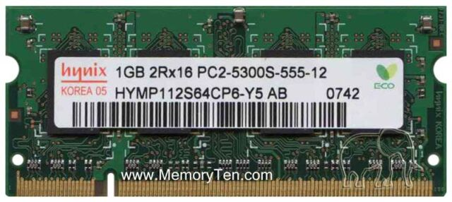PARTS-QUICK Brand 2GB Memory for MSI Motherboard G41M-P33 Combo DDR2 PC2-5300 667MHz DIMM Non-ECC RAM Upgrade