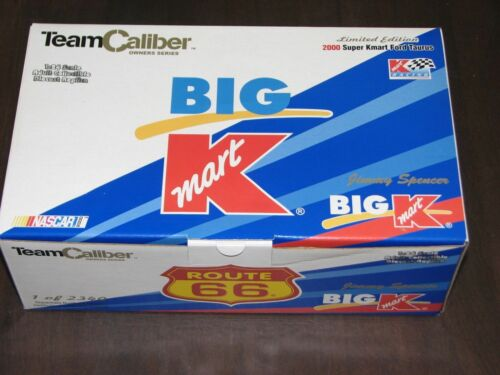 124 m Caliber Nascar #26 Jimmy Spencer 2000 Kmart Ford Taurus O262046KM NEW