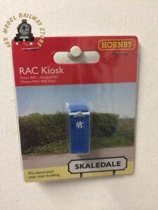 HORNBY Skaledale R9878 RAC Kiosk