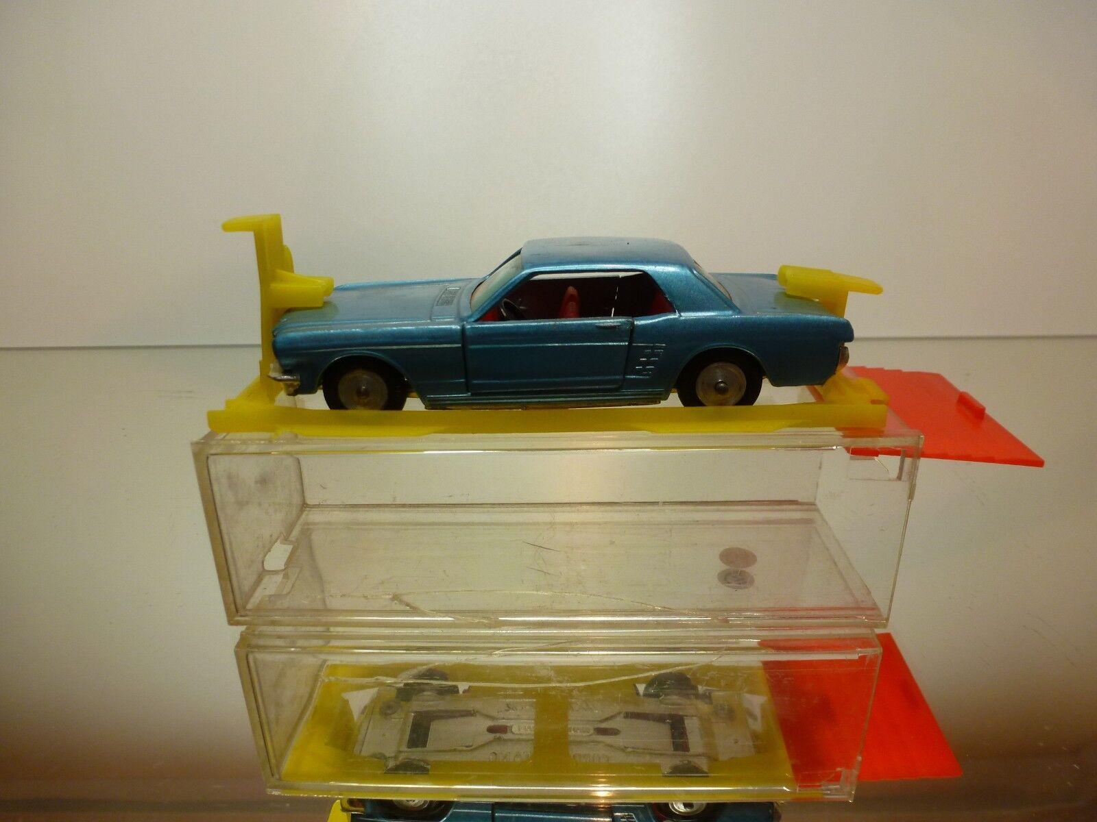 Sabra gamda ungarn 8106 ford mustang - blau 1 43 selten - in garage-box