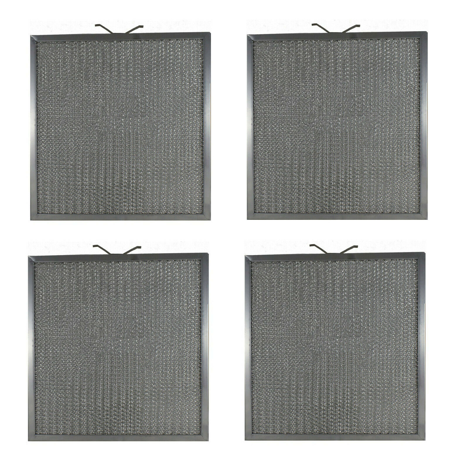 4 PACK Filters for Broan QT2000 Nutone WA6500 Vent Hood 9901