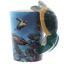thumbnail 17 - Animal Shaped Handle Ceramic Mug Tea Coffee Cup Novelty Gift Jungle Tropical