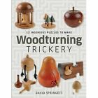 Woodturning Trickery: 12 Ingenious Projects by David Springett (Paperback, 2015)