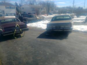 1983 Oldsmobile Ninety-Eight Chrome And Burgondy