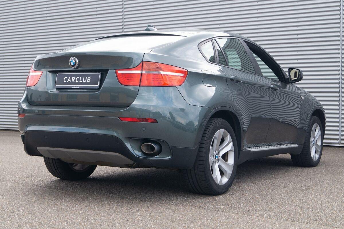 BMW X6 xDrive30d aut.