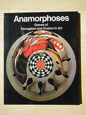 Abrams Ed. Anamorphoses Games Of Perception And Illusion In Art New York 1976 Duftendes Aroma