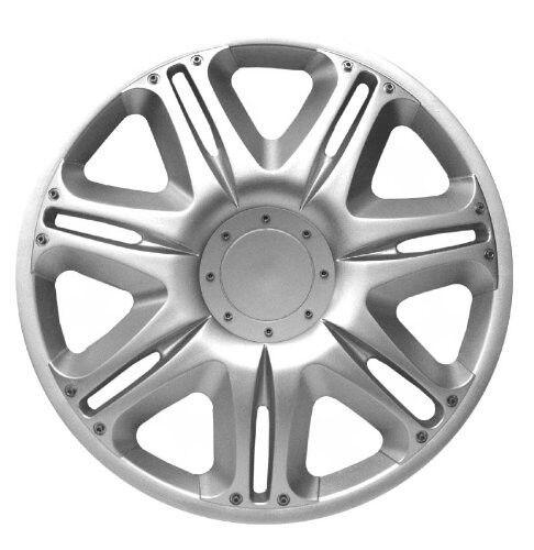 2 Stück Radblenden  Radkappen Nascar silber silver 13 Zoll