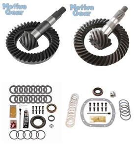 1997-2006 Jeep Wrangler TJ 4.56 Gears Package Front Dana 30 & Rear