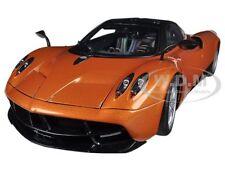PAGANI HUAYRA METALLIC BRONZE 1/18 DIECAST CAR MODEL BY AUTOART 78269