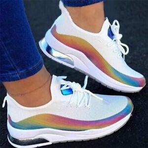 Damenschuhe-Sportschuhe-Sneakers-Turnschuhe-Laufschuhe-Running-Freizeitschuhe-43