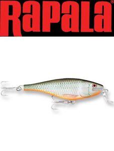 ARTIFICIALE-Rapala-Super-Shad-Rap-14cm-45gr-TRAINA-LUCCIO-TONNO-SILURO-RFSH