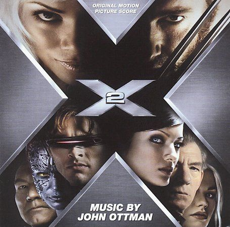 X2: Original Motion Picture Score John Ottman, Damon Intrabartolo Audio CD