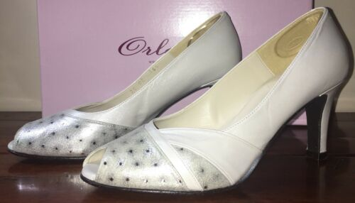 Peltro 5 Uk 3 Leather amp; Cream Shoes Bag ~ Eu36 5 Orlando Wedding wUqfII