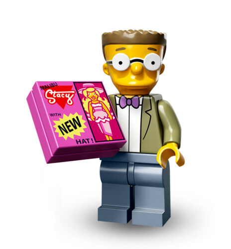 Choose your Lego 71009 minifigures lot Lego Simpsons 2 Series