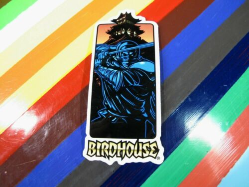 vtg 1990s 2000s Birdhouse skateboard sticker Brian Sumner and Heath Kirchart