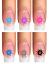 Indexbild 11 - Nail Tattoo Nail Art Schneeflocken Eiskristalle Winter Weihnachten + Glitter