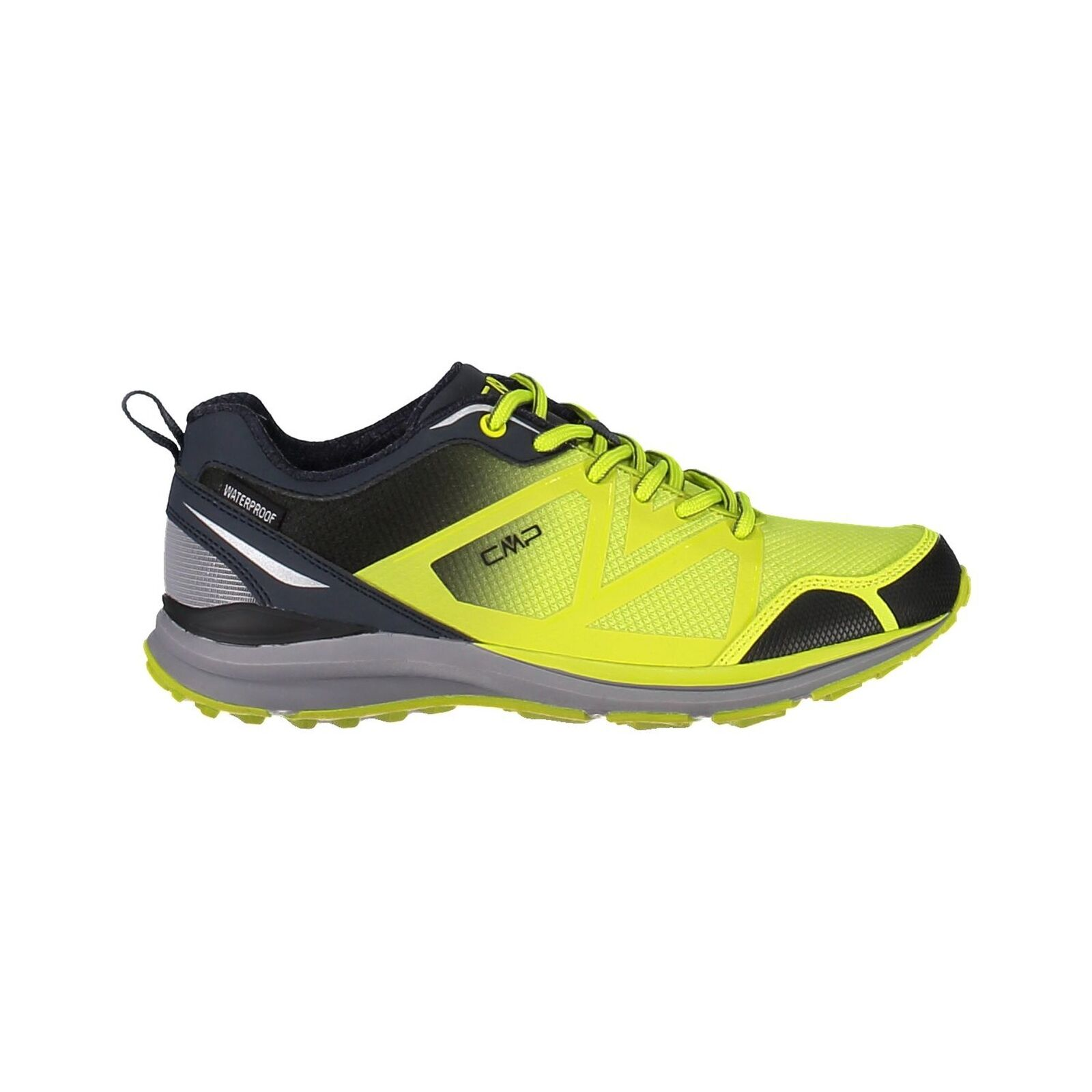 CMP Running Sports shoes Alya Women's Trail shoes Wp Light Green Plain Colour