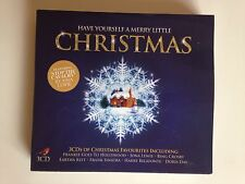 christmas 3 disc xmas favourites have yourself a very merry little christmas cd - Have Yourself A Very Merry Christmas
