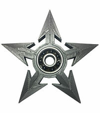 """Star Fidget Spinner  """" The Five Points """"  from Super Ninja Spinners"""
