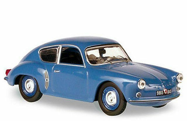 NOREV NOREV NOREV Renault Alpine A106 (bluee) 1 43 Scale Diecast Model NEW, RARE  46619e